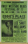 Eddie's Place featuring Lee 'Shot' Williams and others
