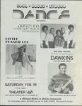 Soul-blues-zydeco dance, Theater 1839, San Francisco