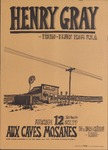 Henry Gray piano-blues from U.S.A.