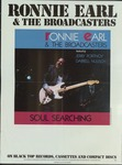 Ronnie Earl & the Broadcasters, Soul searching by Black Top Records, Nancy Given, Bunny Matthews, and Rick Oliver