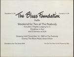 Blues Foundation raffle at the Peabody by Blues Foundation