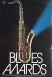 Blues Awards at the Orpheum (5th : 1984) by Blues Foundation, Ward Archer Advertising, and Allen Mims
