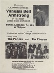Vanessa Bell Armstrong, the Porters, and the Chosen at Philander Smith College Fine Arts Auditorium
