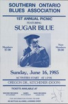 Southern Ontario Blues Association, featuring Sugar Blue