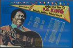 1986! The Year of B. B. King: Smash, Sellout World Tour by Sidney A. Seidenberg and Jim Cowen