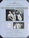 Fabulous Thunderbirds at Fulton Chapel