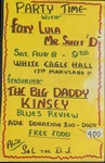 Big Daddy Kinsey at White Eagle Hall