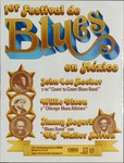 Festival de Blues en Mexico, featuring John Lee Hooker, Jimmy Rogers, Willie Dixon, and Walter Horton