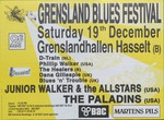 Grensland Blues Festival, featuring D-Train and Phillip Walker