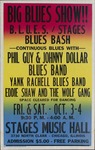 B.L.U.E.S./Stages blues bash, Stages Music Hall, Chicago, featuring Phil Guy, Johnny Dollar Blues Band and others