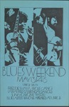 Blues weekend, featuring Eddie Shaw and others