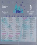 Chicago blues clubs, numerical listing