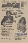 Blues-jam concert featuring Little Joe Blue, Arlene Bell, and Bobby Baker, Cover Girl Lounge, Culver City (Calif.)