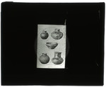 Collection of pots from Louisiana and Mississippi by Calvin S. Brown