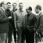 European Management Team, Loire Valley, France, 1969 by Harold Burson