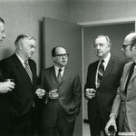 25th anniversary of the Trials at Nurremberg, 1970 by Harold Burson
