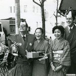 Mamemaki Ceremony for BM Tokyo, 1976 by Harold Burson