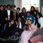 Washington Office Halloween Party, 1993 by Harold Burson