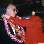 Visit to the Kuala Lumpur Office, Malaysia, 1997 by Harold Burson