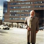 Visit to the Stockholm Office, Sweden, 1997 by Harold Burson