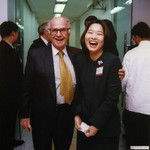 Visit to the Seoul Office, South Korea, 1999 by Harold Burson
