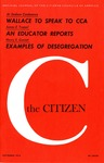 The Citizen, September 1973 by Citizens' Councils of America
