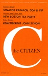 The Citizen, November 1974 by Citizens' Councils of America