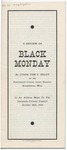 A Review of Black Monday