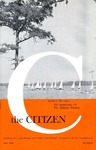 The Citizen, May 1966