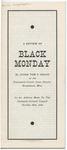 A Review of Black Monday by Thomas P. Brady