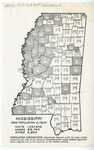 Congressional Districts of Mississippi by Association of Citizens' Councils of Mississippi