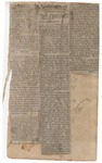 Verona, April 24 1873 by J. G. Deupree and Verona Standard