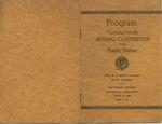 Program, 5 April 1940 by Author Unknown