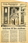 Activism And Law Students, 4 October 1971 by Steve Bailey