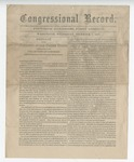 Congressional Record 7 December 1887 by Author Unknown