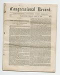 Congressional Record 11 April 1879 by Author Unknown