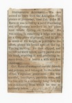 Death and obituary of Col. John H. Earnest by John H. Earnest