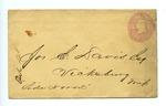 B. Montgomery to J. E. Davis, 7 October by B. Montgomery; Joseph E. Davis; and United States. Bureau of Refugees, Freedmen, and Abandoned Lands