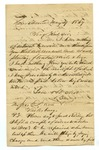 B. Montgomery to J. E. Davis, 9 May by B. Montgomery and Joseph E. Davis