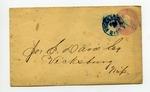 B. Montgomery to J. E. Davis, 30 December by B. Montgomery and Joseph E. Davis