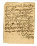 Folder 12: Correspondence and Documents, 1840 by Author Unknown