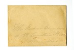 EBWS 1.5: Undated 19th Century Empty Envelopes and Letter Fragments