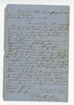 Letter from Head Quarters Army of the Miss. 16 July 1864 by Confederate States of America. Army of the Mississippi.
