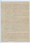Letter from Brigadier General W. S. Featherston to Major R. W. Millsaps. 21 April 1865 30 September 1864 10 January 1865 by Winfield Scott Featherston