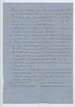 Letter from J. E. Johnston to Major General Loring. 30 April 1865 by J. E. Johnston