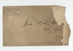 Letter from C. L. Goodspeed to S. M. Featherston. 2 October 1891 by C. L. Goodspeed