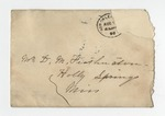 Letter from L. R. Connell to D. M. Featherston. 14 August 189 by Lucy R. Connell