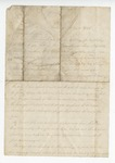 """Letter dated from S. H. Harris to """"Dear brother."""" 2 March 1866 by S. H. Harris"""