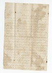 """Letter from S. H. Harris to """"Dear brother."""" 18 June 1866 by S. H. Harris"""