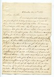 Letter from Thomas S. Taylor to Thomas W. Harris. 8 January 1868 by Thomas S. Taylor